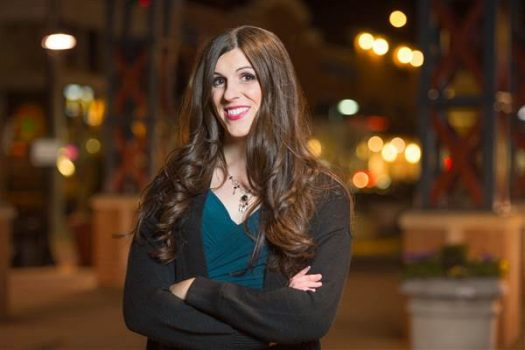 Danica Roem, candidate for Virginia's House of Delegates in the 13th district.
