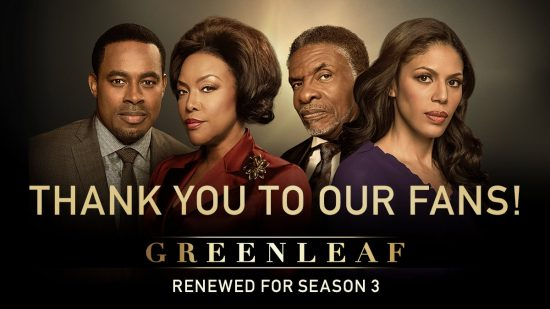OWN Renews 'Greenleaf' For Season 3