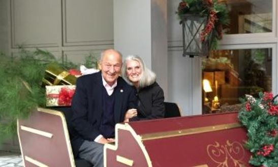 Anne Graham Lotz and her husband Danny