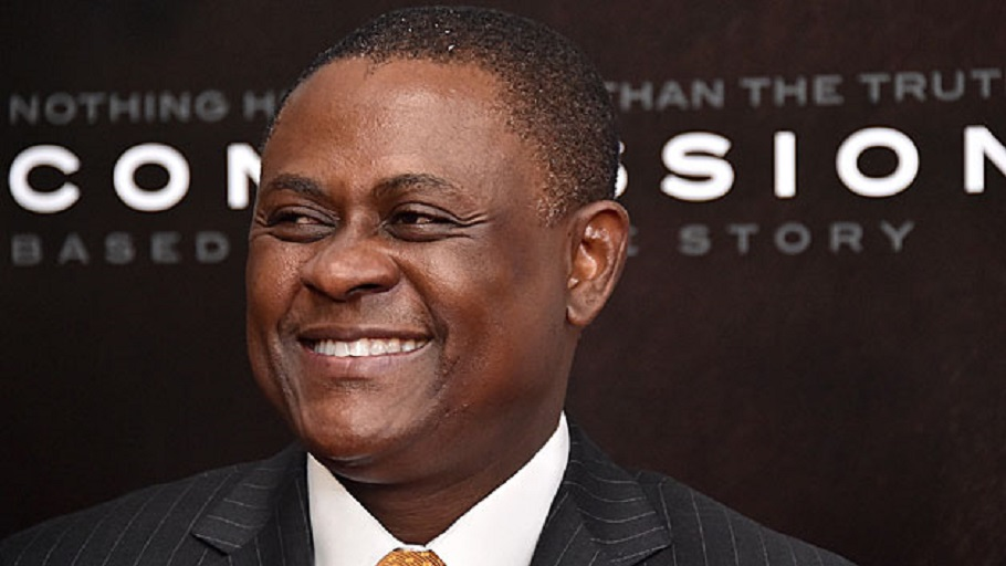 Dr. Bennet Omalu. (Photo by Mike Coppola/Getty Images)