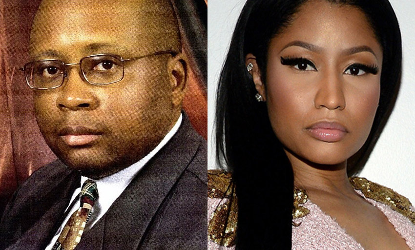 William Dewberry III / Nicki Minaj