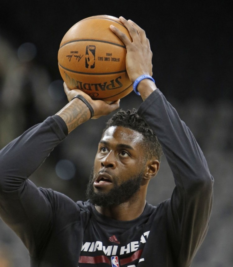 Willie Reed was arrested early Sunday in Miami. (Ronald Cortes/Associated Press file)