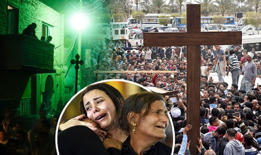 Egyptian Copts are regularly attacked or intimidated