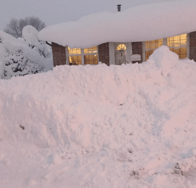 Erie Pennsylvania Gets Record 60 Inches Of Snow Urban Christian News