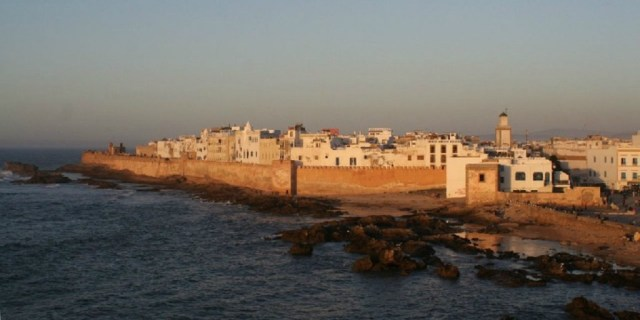 The Moroccan city of Essaouira. Photo: Wikimedia Commons.