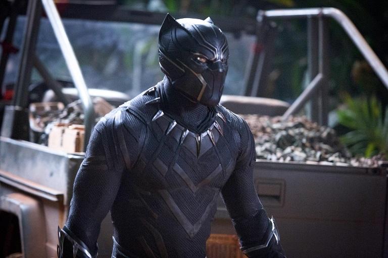 Black Panther/T'Challa (Chadwick Boseman) --Matt Kennedy, ©Marvel Studios 2018