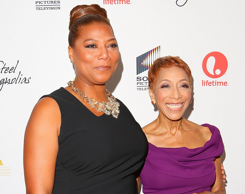 Queen Latifah and her mother Rita Owens