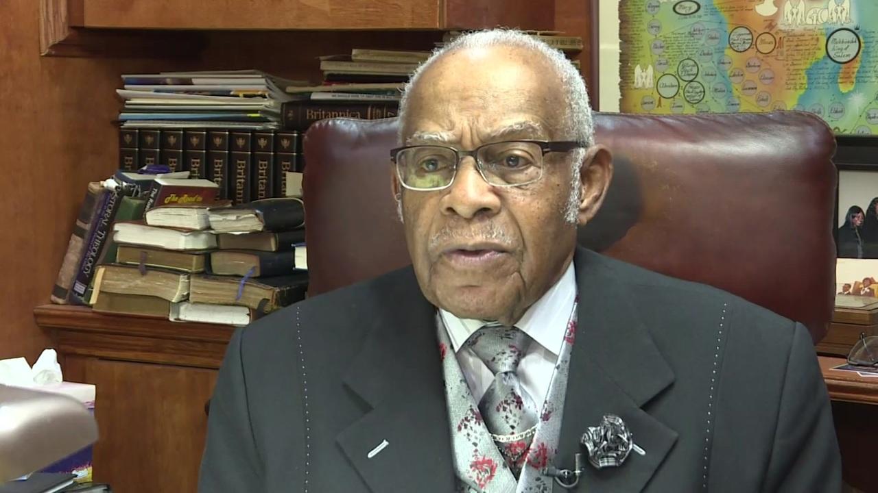 Rev. Nathaniel Floyd Williams Sr.