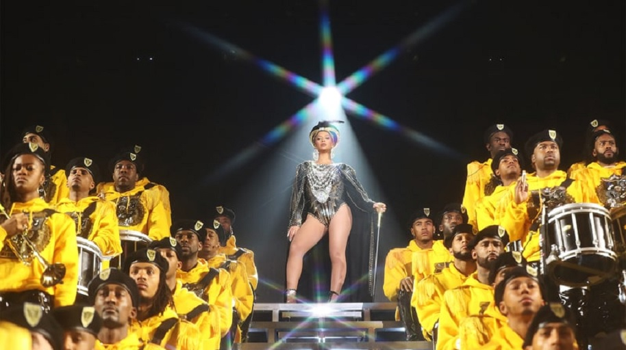 Beyoncé's epic Coachella - or #Beychella - performance (Andrew White)