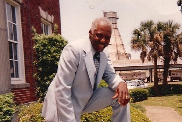 Pastor Andrew Hamilton