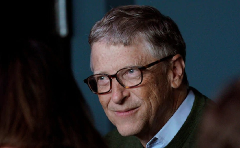 Microsoft founder Bill Gates, a famous glasses wearer known for his intellect. (CREDIT: RICK WILKING/REUTERS)
