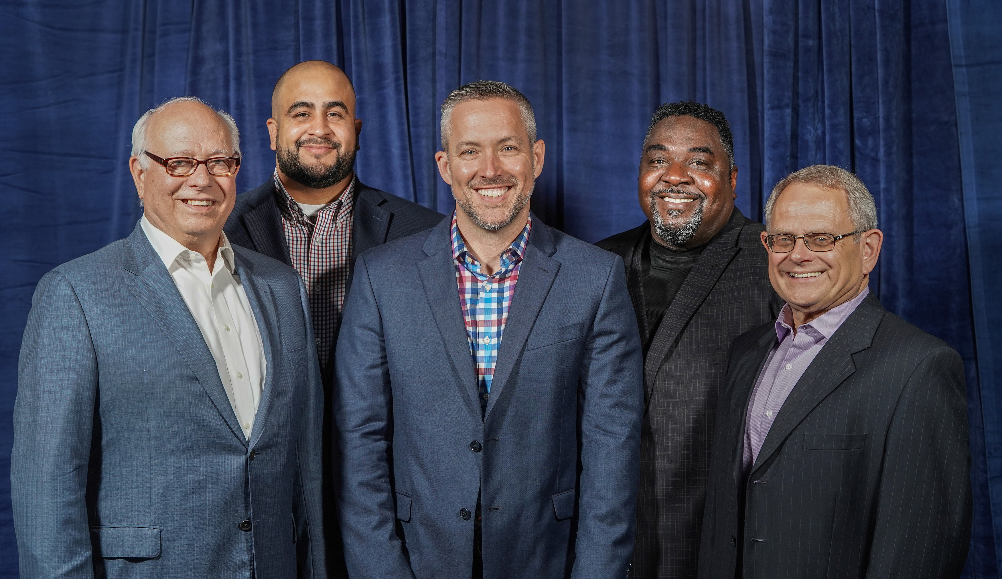Diverse Slate of Officers to Lead Southern Baptist Convention in