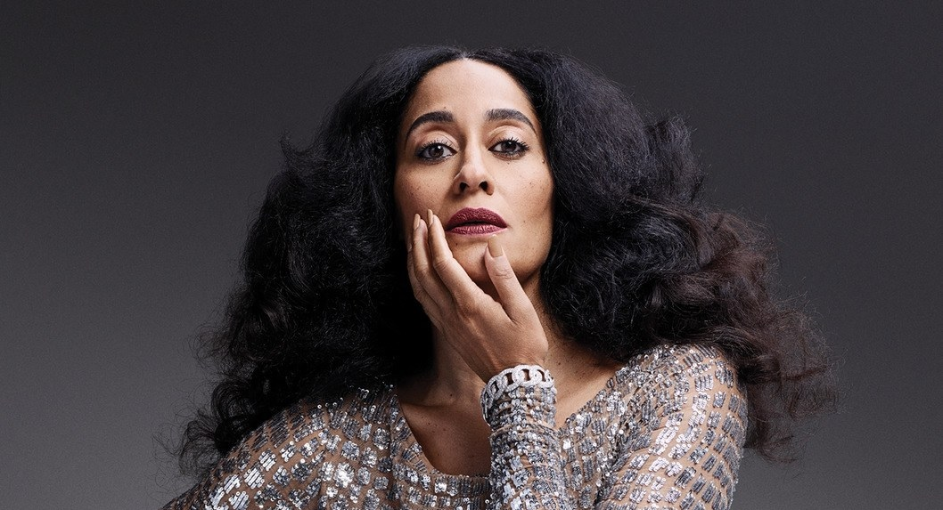 Tracee Ellis Ross on the current cover of Vanity Fair.