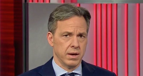 """WATCH: CNN's Jake Tapper Went """"Bananas"""" at Staff Over ..."""