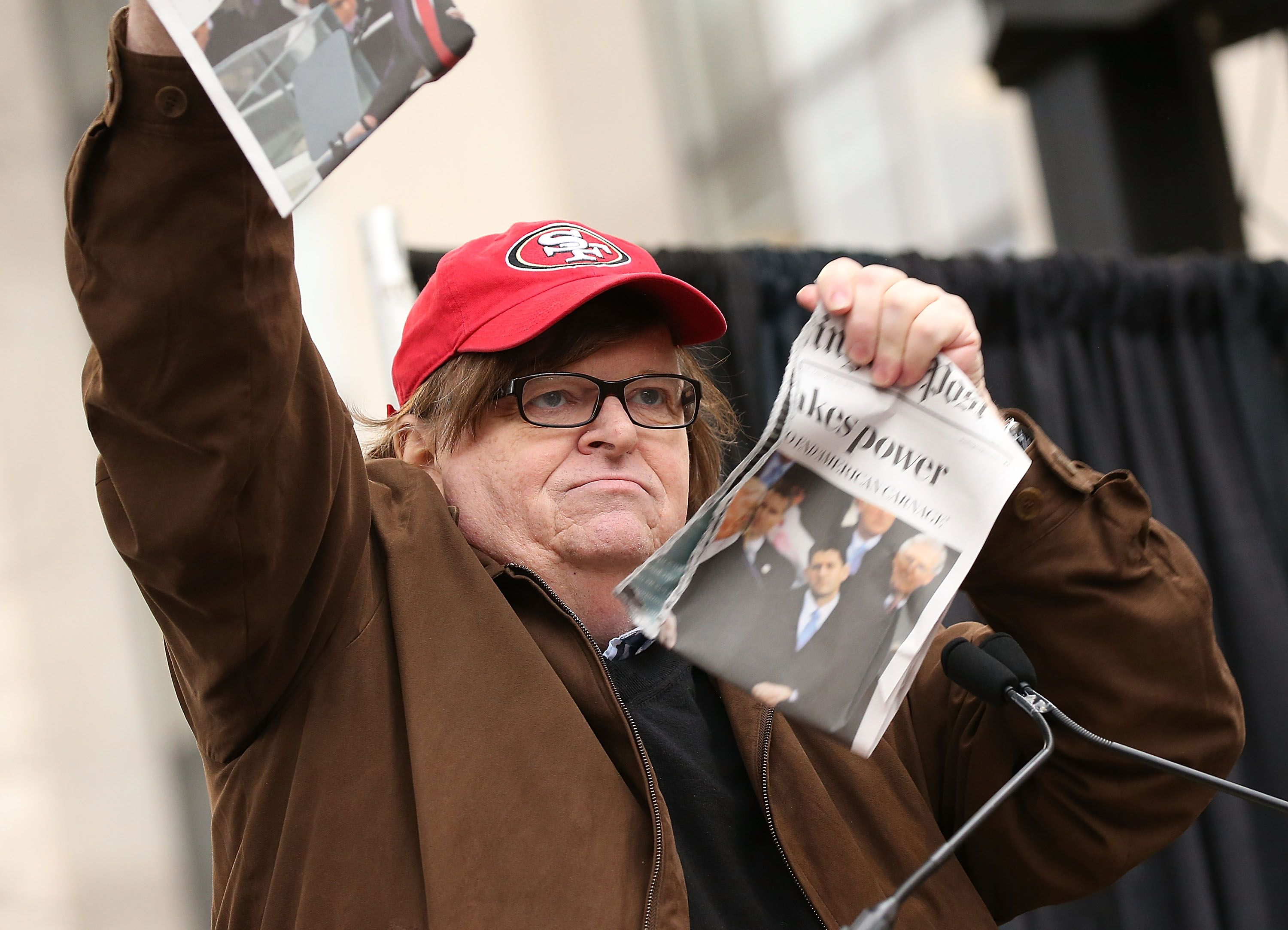 Image result for fahrenheit 11/9