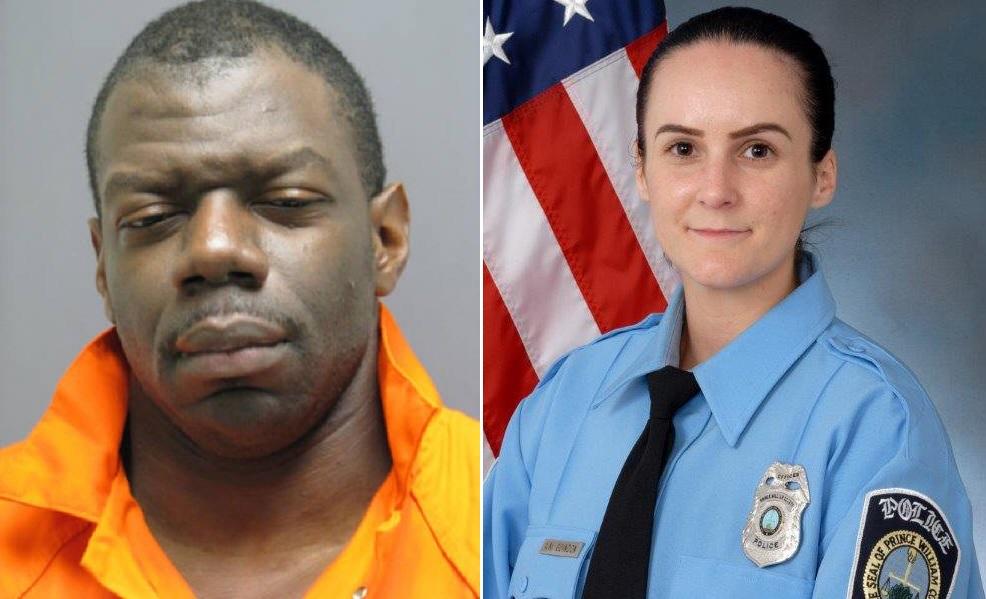 Ronald Hamilton / Officer Ashley Guindon