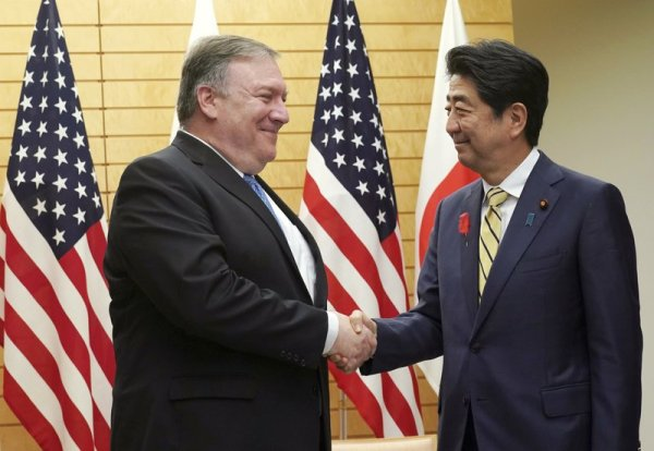 Pompeo Promises North Korea Denuclearization Effort Will ...