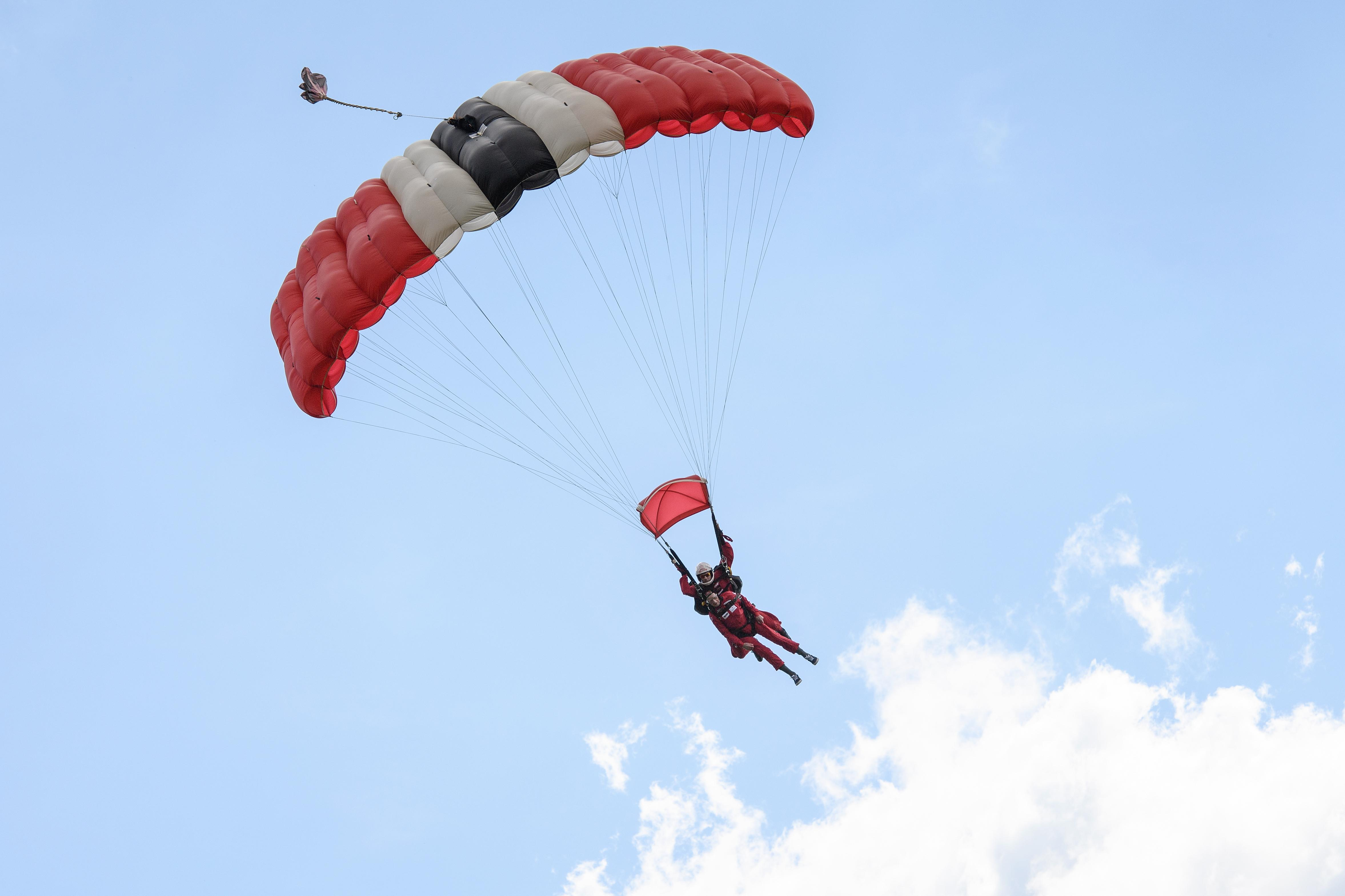 Skydiver Dies After Her Parachute Fails to Open at California Center