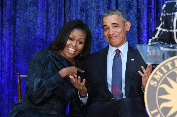 Michelle and Barack Obama (Getty Images)