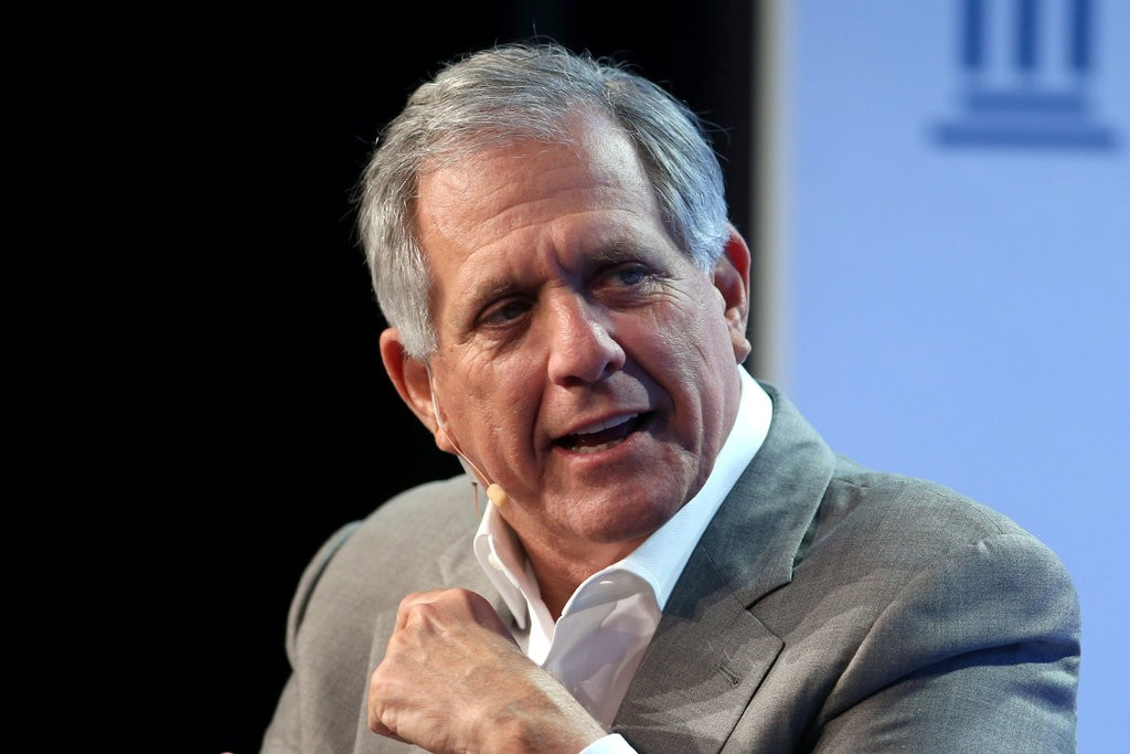CBS said it would fire Leslie Moonves for cause and, as a result, he will not receive his $120 million severance package. (Credit: Lucy Nicholson/Reuters)