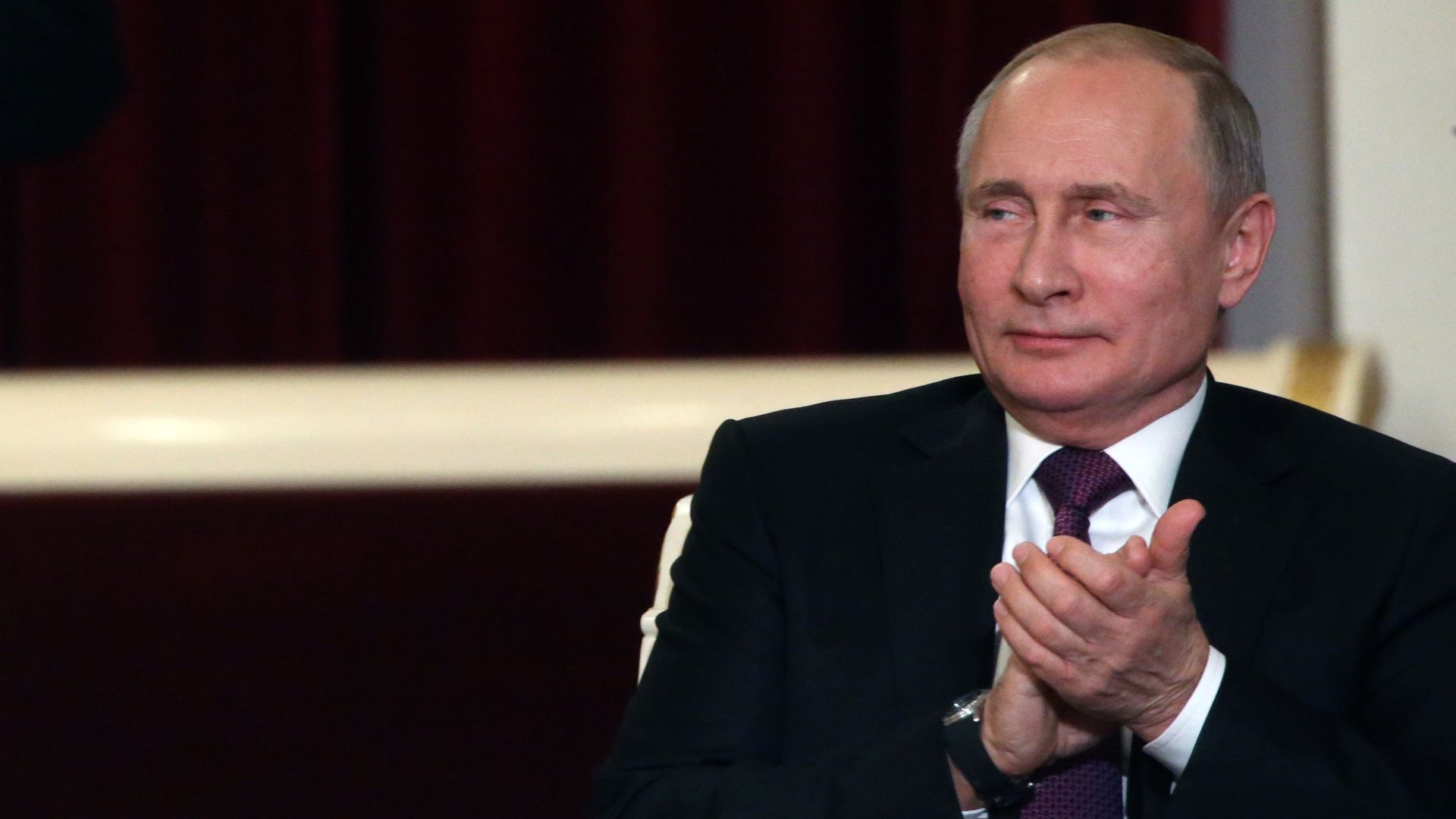 Vladimir Putin (Photo: Mikhail Svetlov/Getty Images)
