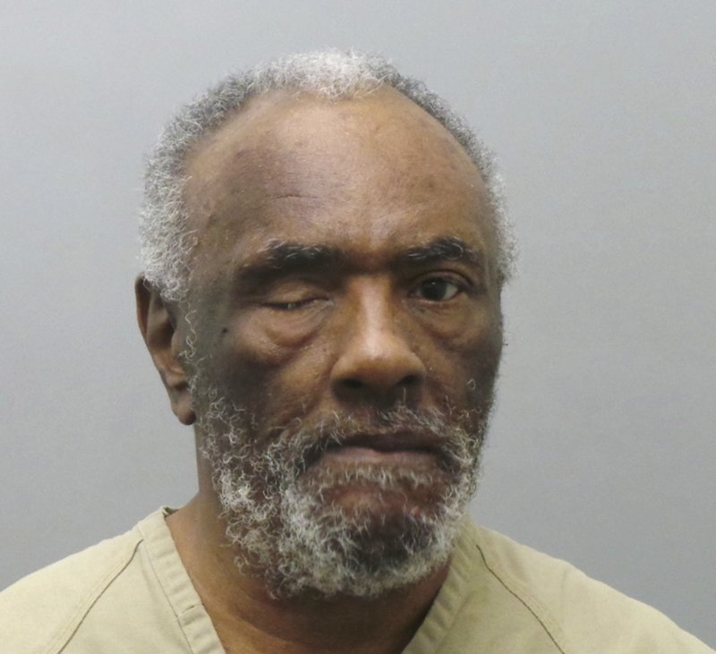 This undated photo provided by the St. Louis County Police Department shows Willie Clemons. Clemons is accused of second-degree murder in the death of Larry Harris, 69. The two men were roommates at a St. Louis County nursing home. Harris was found beaten to death early Wednesday Jan. 2, 2019. (St. Louis County Police via AP)