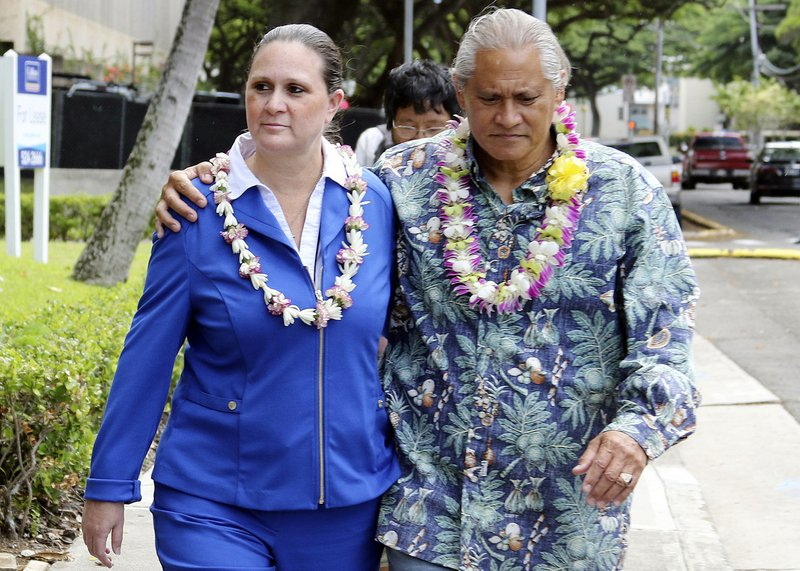 Ex-Prosecutor, Brother Hit With Drug Charges in Hawaii