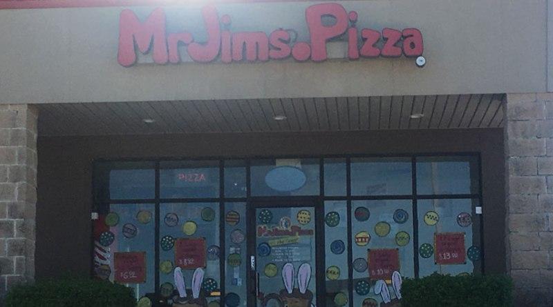 Mr. Jim's Pizza in Springtown, Texas (Credit: CBS 11)