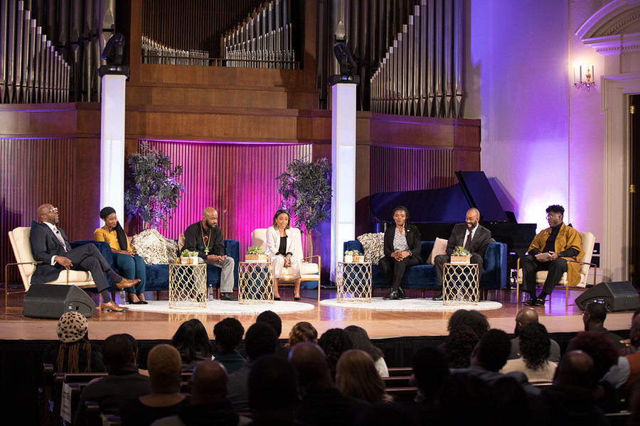 How Events Like Music Festivals Offer Unchurched Black