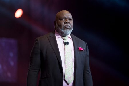 WATCH: Bishop T.D. Jakes on Justice For George Floyd, Ahmaud Arbery and Others