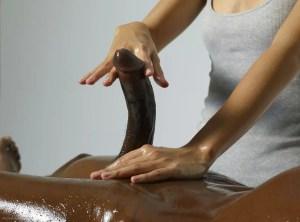 Black Cock Massage