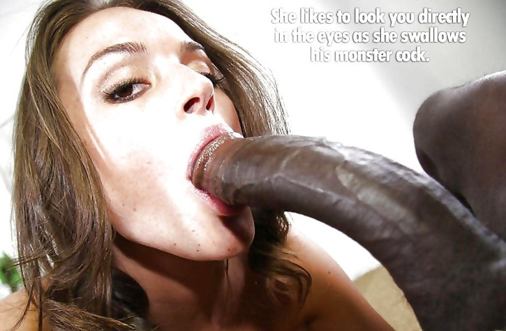 Cuckold Captions - I - image  on http://blackcockcult.com