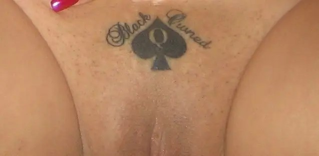 The Queen of Spades - I - image  on https://blackcockcult.com