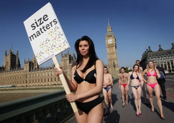 Size Matters Campaign In The UK - image  on https://blackcockcult.com
