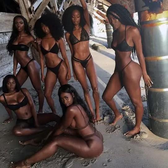Black Women Are Divine - I - image  on https://blackcockcult.com