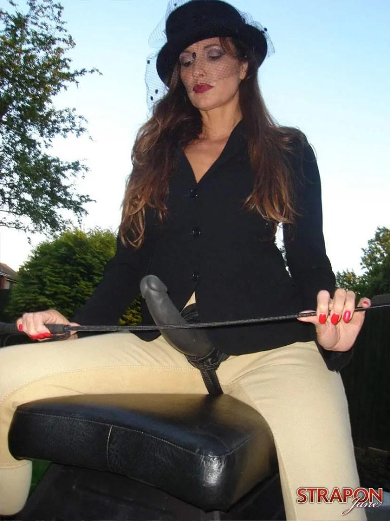Dominatrices Who Provide Black Strap-On Training - image  on https://blackcockcult.com