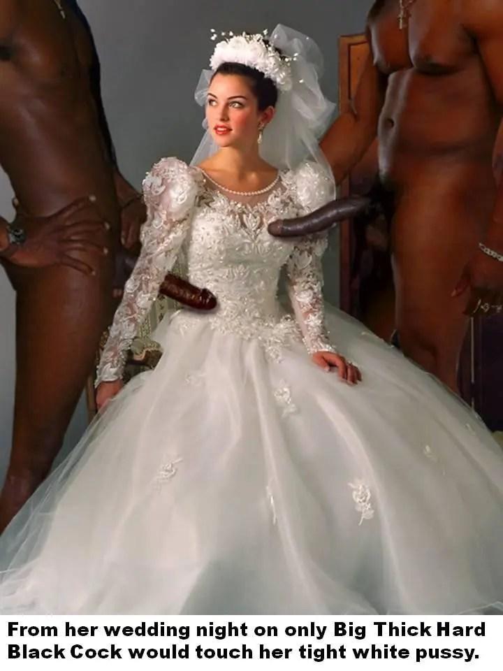 White Weddings In The New World Order - image  on https://blackcockcult.com