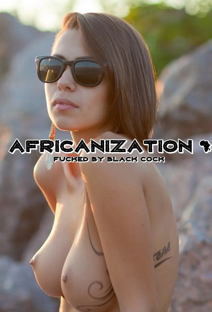 Africanization: It's Only Natural For Whites To Crave It - image  on https://blackcockcult.com