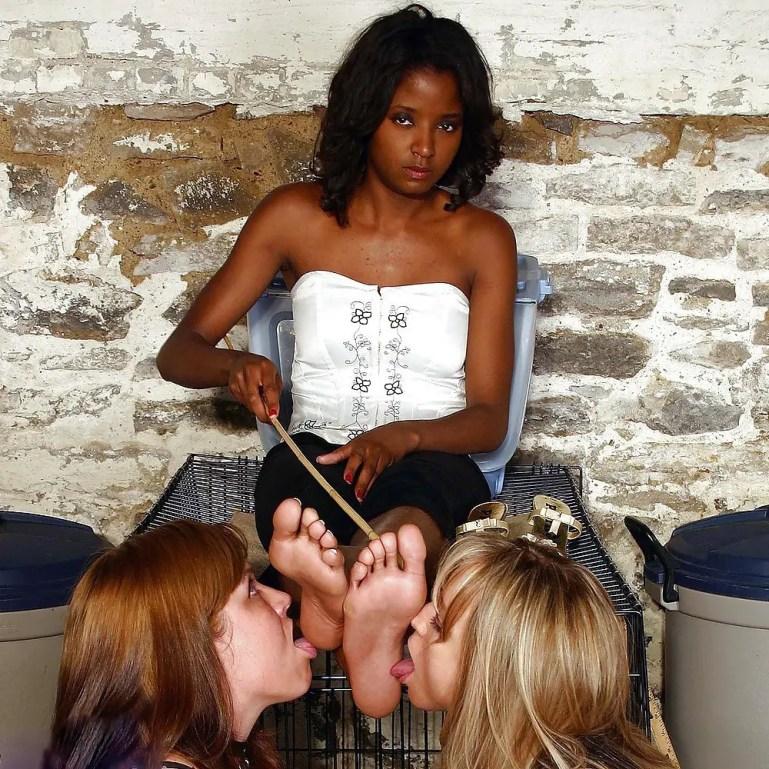 White Women Serve Black Goddesses - image  on https://blackcockcult.com