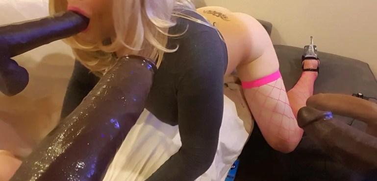 Sissies Crave Domination - II - image  on https://blackcockcult.com