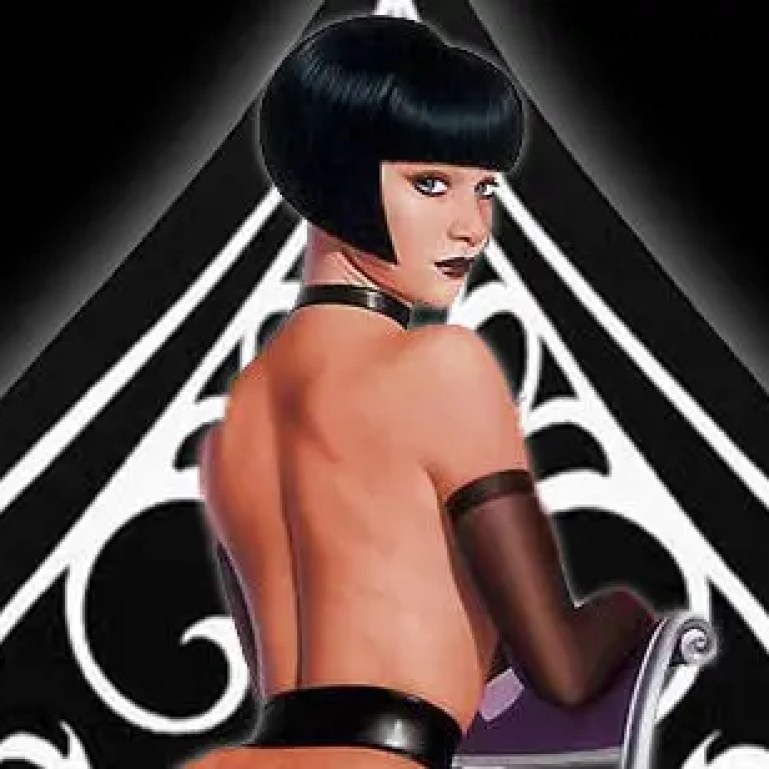 The Queen - image  on https://blackcockcult.com