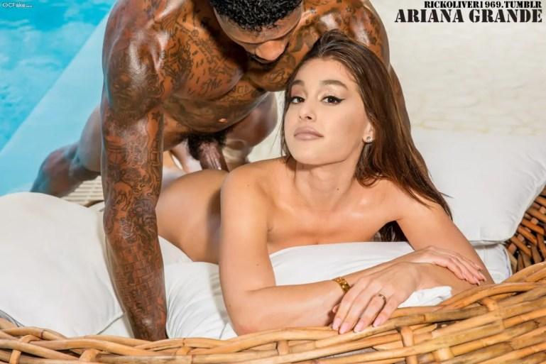 Black Cock Queens: Ariana Grande - image  on https://blackcockcult.com