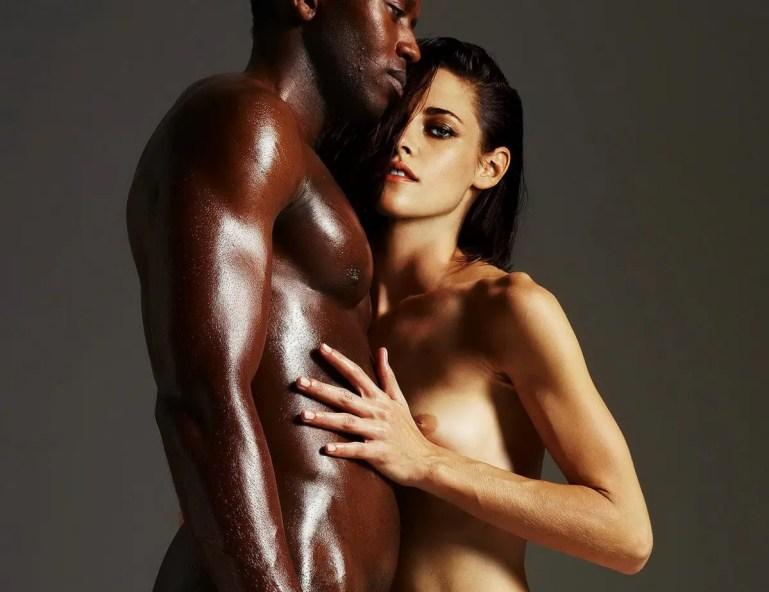 Black Cock Queens: Kristen Stewart - image  on https://blackcockcult.com