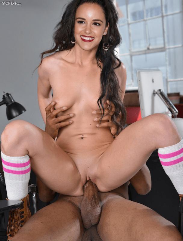 Black Cock Queens: Melissa Fumero - image  on https://blackcockcult.com