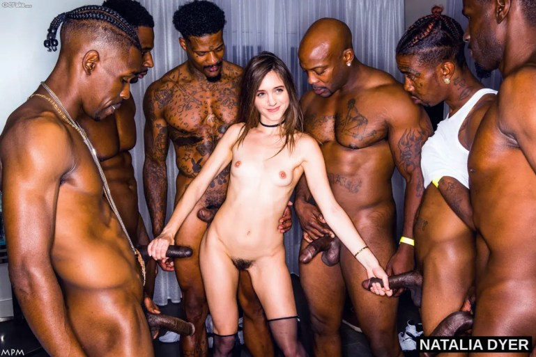 Black Cock Queens: Natalia Dyer - image  on https://blackcockcult.com