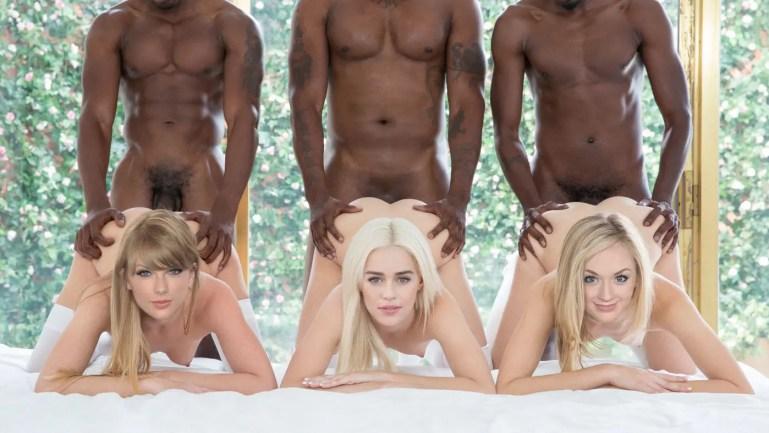 Black Cock Queens: Taylor Swift - image  on https://blackcockcult.com