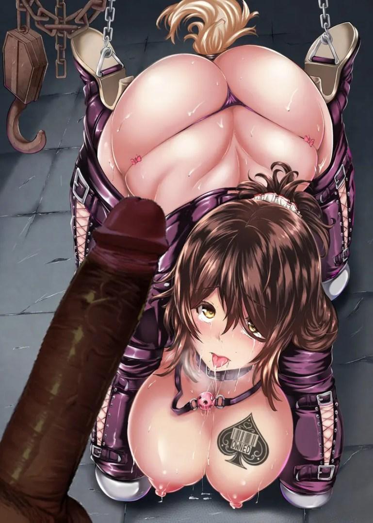 Queen of Spades Hentai - I - image  on https://blackcockcult.com