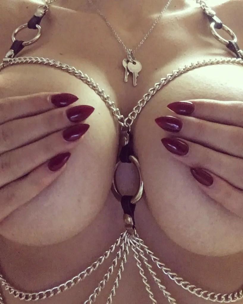 Chastity Keyholders - image  on https://blackcockcult.com