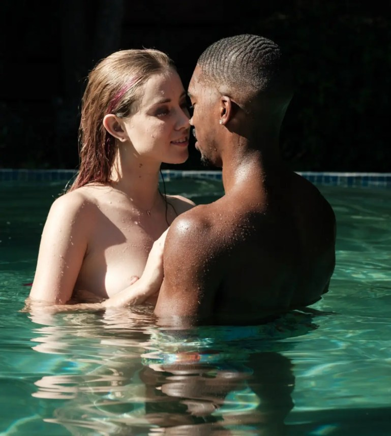 Blacked in the Pool - image  on https://blackcockcult.com