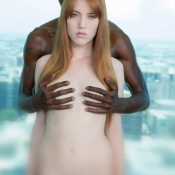Riley Nixon Is In Love With Black Cock - image  on http://blackcockcult.com